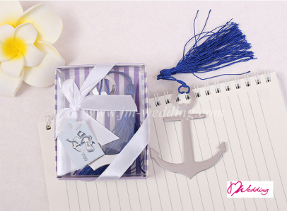 WBM2036 Nautical Themed Anchor Bookmark - As Low As RM1.50/Pc