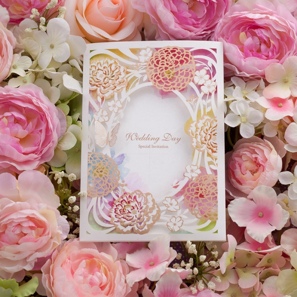 BWI065 Bhands Korea Invitation Cards - As Low As RM5.30/Pc