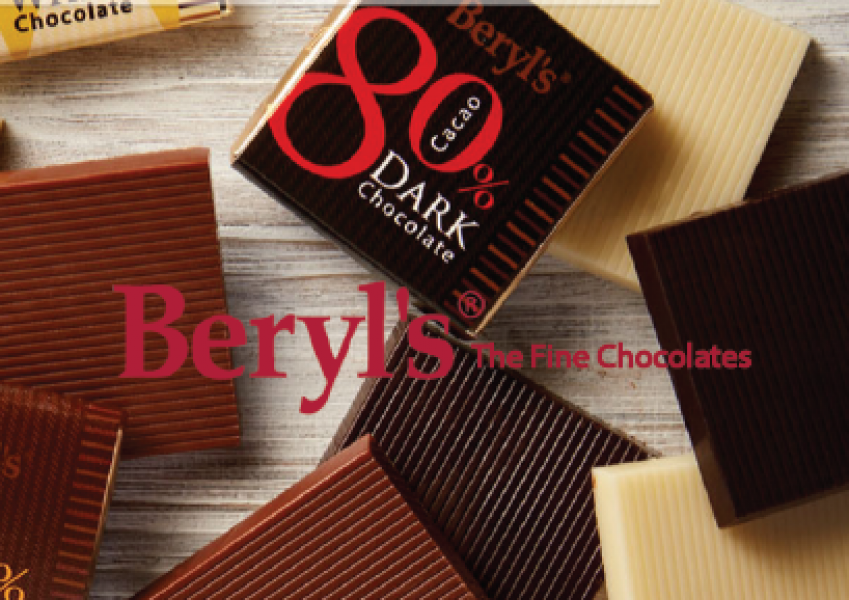 Beryls' Chocolate  Exclusive Promotion 50% Off