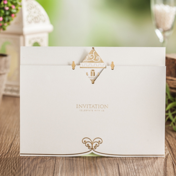 BWI6026 Bhands Korea Invitation Cards - As Low As RM/Pc