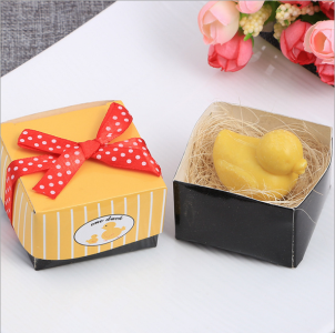 WSS2024 Classic Rubber Ducky Baby Soap Favor - As Low As RM1.80 /Pc