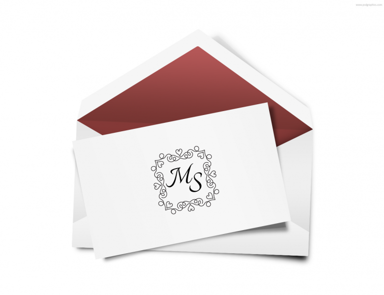 SEN3020 Personalize Envelope