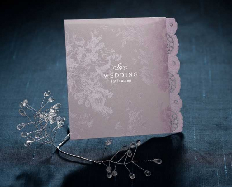 BWI0003 Bhands Korea Invitation Cards - As Low As RM2.66/Pc