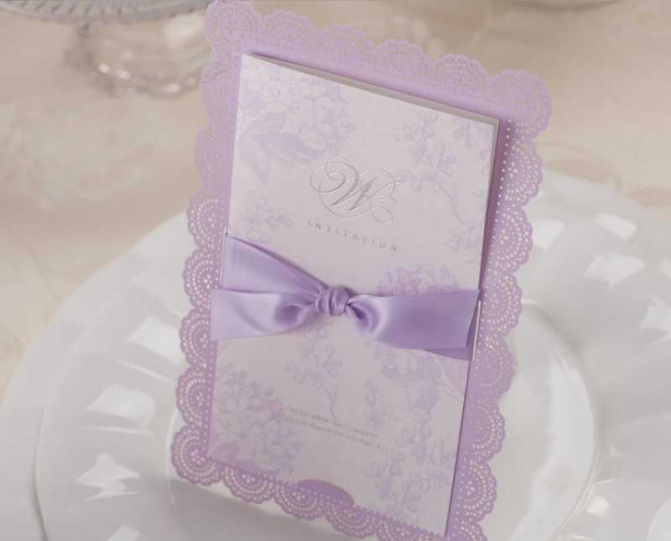 BWI003 Bhands Korea Invitation Cards - As Low As RM4.99/Pc