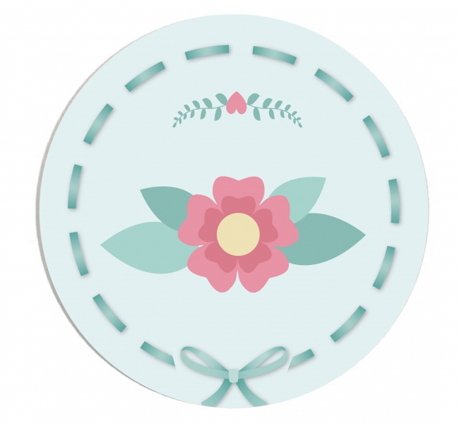 SCO1018 Customize Coaster