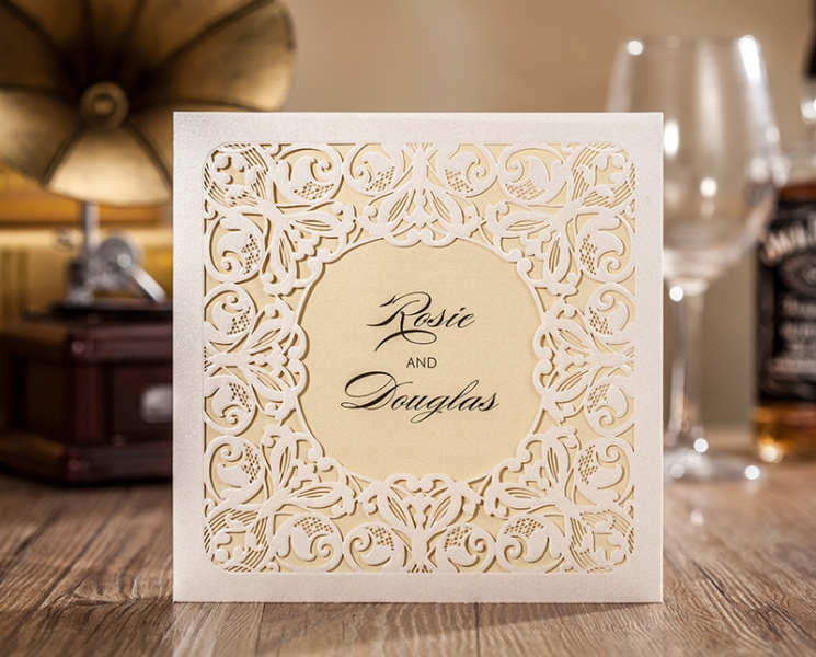 BWI6080 Bhands Korea Invitation Cards - As Low As RM5.30/Pc