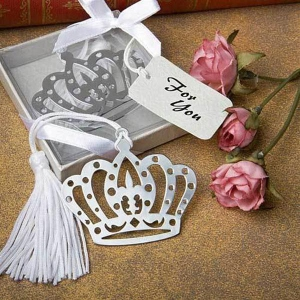 WBM2023  Crown Bookmark- As low As RM 1.50 /pc