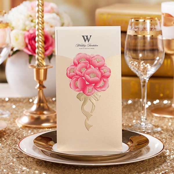 BWI017 Bhands Korea Invitation Cards - As Low As RM5.53/Pc