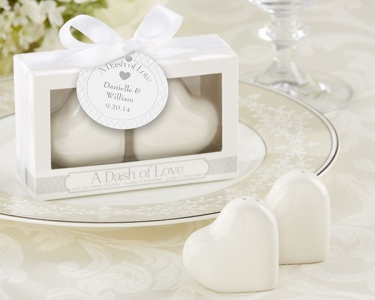 WMSB2019 A Dash of Love Salt & Pepper Shakers - As Low As RM3.50 / Box