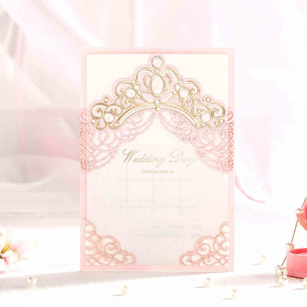 BWI6072 Bhands Korea Invitation Cards - As Low As RM/Pc
