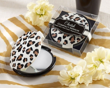 WMR2003 Cheetah Design Compact Mirror -As low As RM4.70 / pc
