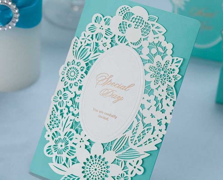 BWI002  Bhands Korea Invitation Cards - As Low As RM3.55/Pc