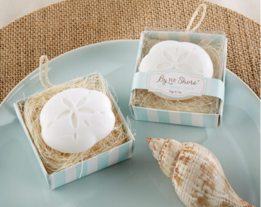 "WSS2020 ""By the Shore"" Sand Dollar SoapAs Low As RM2.30 / Pc"