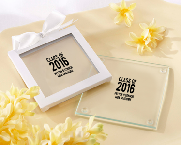 PCOA3014 Imprint Coasters Graduation Collection (2 pieces set) - as low as RM4.50/Pc
