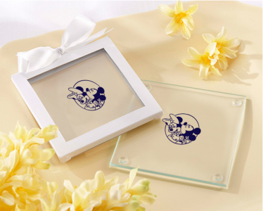PCOA3012 Imprint Coasters Cartoon Collection (2 pieces set) - as low as RM4.50/Pc