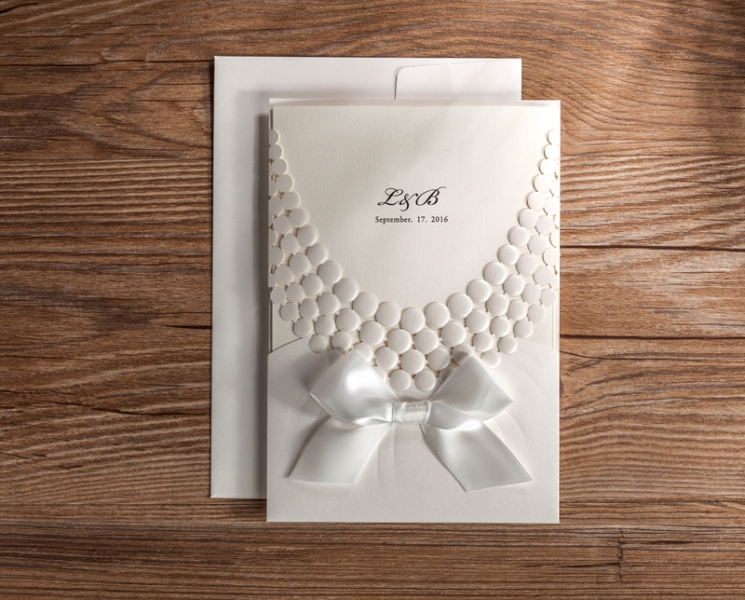 BWI5188 Bhands Korea Invitation Cards - As Low As RM5.30/Pc