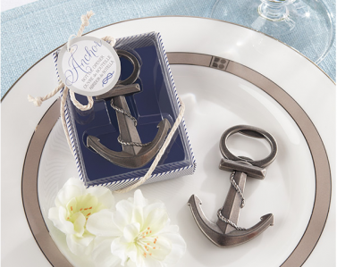"WBO2030 ""Anchor"" Nautical-Themed Bottle Opener - As Low As RM3.40 /  Pc"