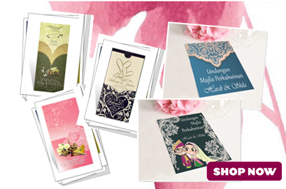 Malay Invitation Cards