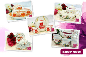 Wedding Tea Set 百年好合茶具
