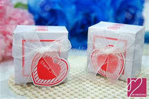 WSS2003 Scented Heart Shaped Soap - As Low As RM1.55 / Pc