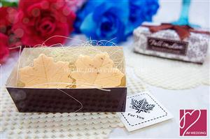 WSS2005 Fall In Love Scented Leaf Soap - As Low As RM2.00/pc