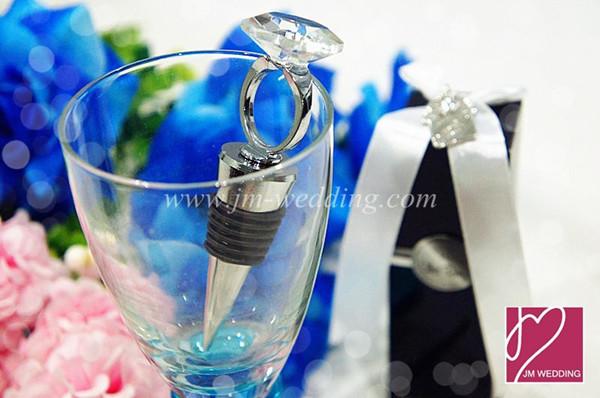 WWS2007 Diamond Ring Bottle Stopper